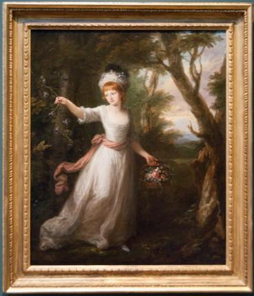 Original Painting in the Holburne Museum