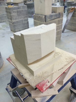 Shaping the head