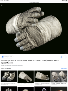 Research for the hovering glove